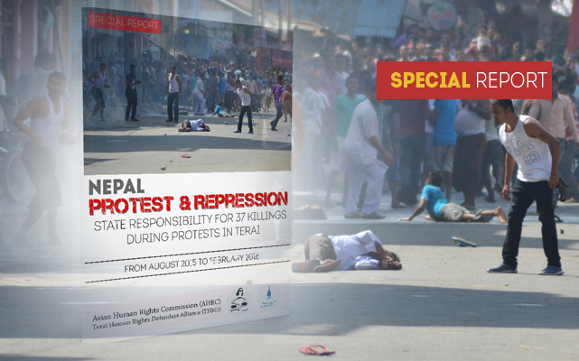Our Special Report on Nepal Protest and Repression