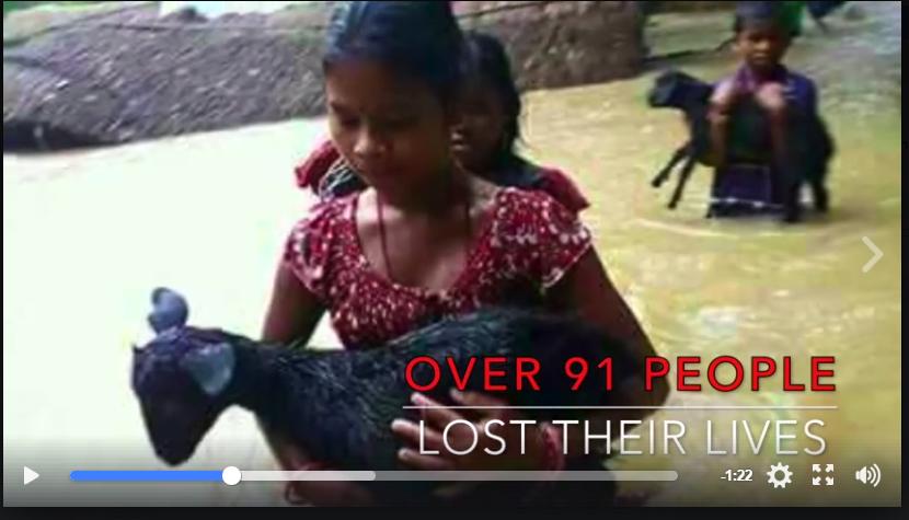 "THRD Alliance "" Flood Awareness Campaign Video"""