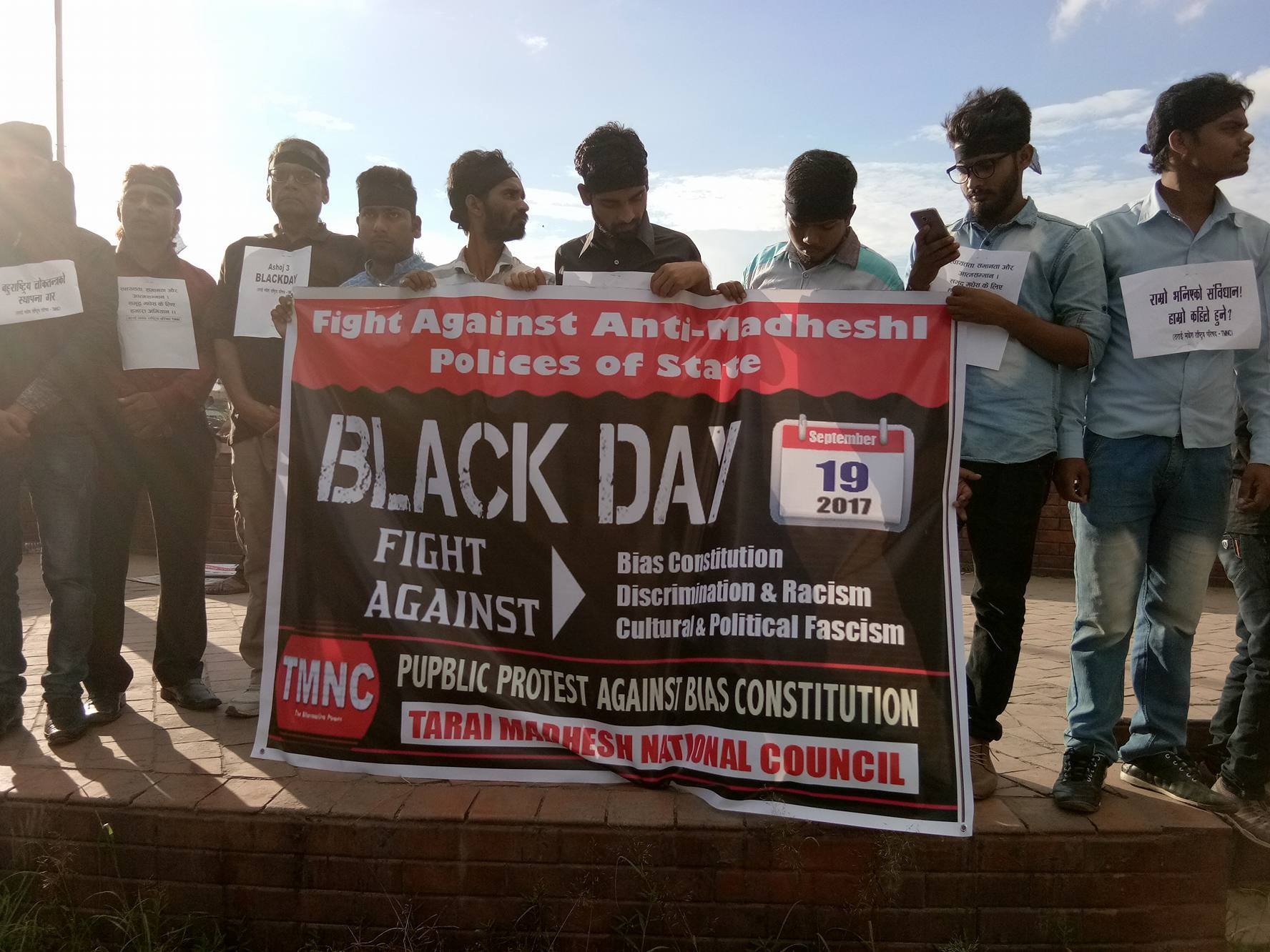 Resistance Continues as Nepal Observes the 2nd Anniversary of Constitution Promulgation