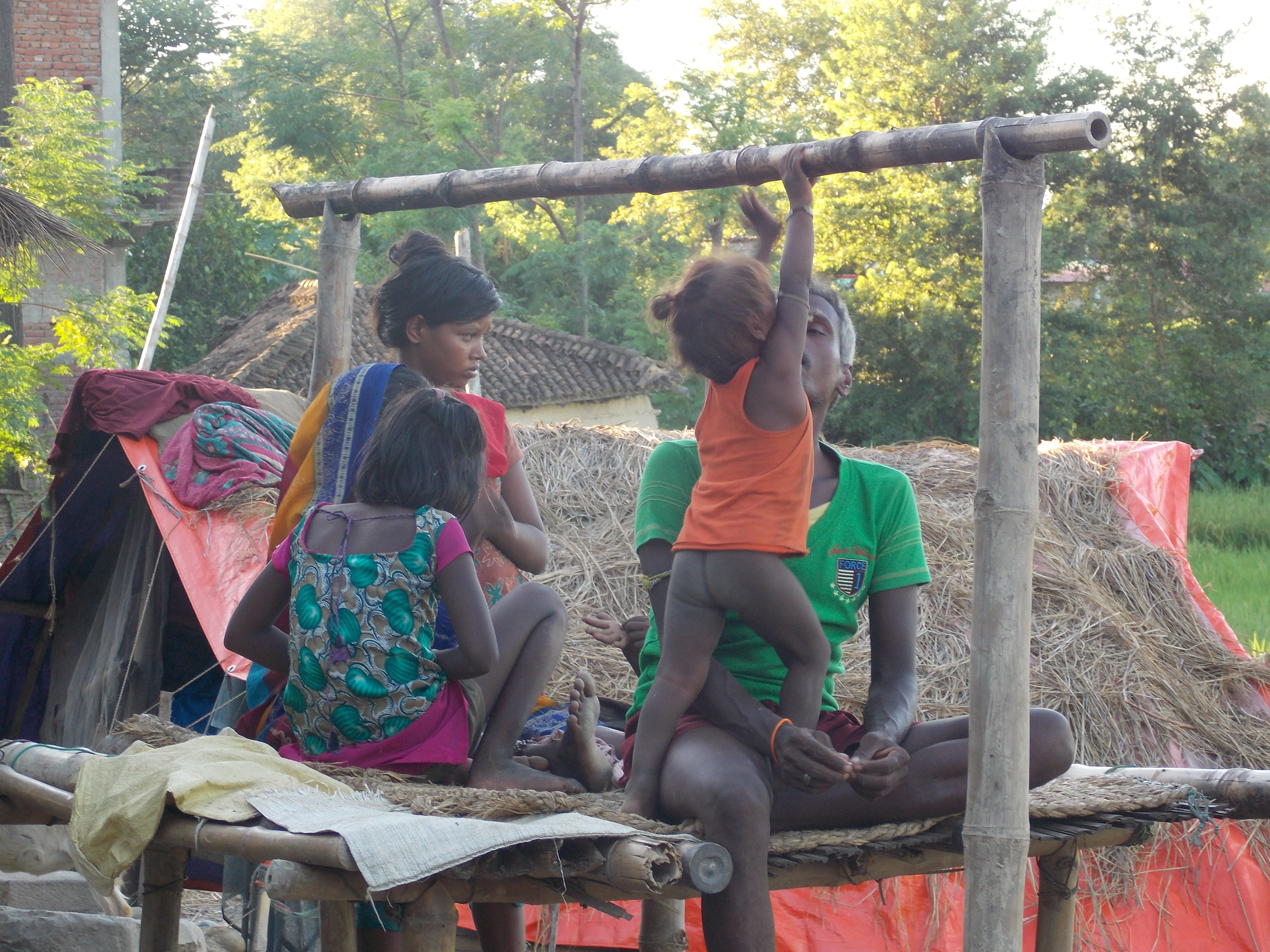 Post-Flood, THRD Alliance is constructing houses for the flood victims in Rautahat, Mahottari and Saptari.